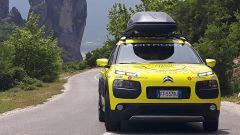 Citroen C4 Cactus: continua l'avventura gialla verso la Cina - Immagine: 3