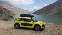 Citroen C4 Cactus: continua l'avventura gialla verso la Cina - Immagine: 7