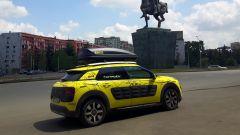 Citroen C4 Cactus: continua l'avventura gialla verso la Cina - Immagine: 9