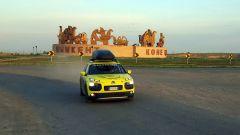 Citroen C4 Cactus: continua l'avventura gialla verso la Cina - Immagine: 14