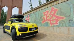 Citroen C4 Cactus: continua l'avventura gialla verso la Cina - Immagine: 18