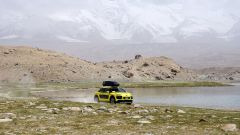 Citroen C4 Cactus: continua l'avventura gialla verso la Cina - Immagine: 19
