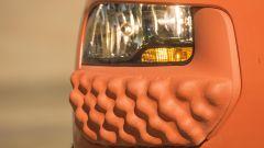 Citroen C4 Cactus Unespected by Gufram: il materiale è lavorato a mano