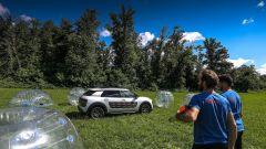 Citroën C4 Cactus: Airbump vs Bubble ball - Immagine: 5