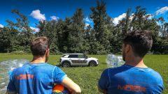 Citroën C4 Cactus: Airbump vs Bubble ball - Immagine: 6