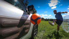 Citroën C4 Cactus: Airbump vs Bubble ball - Immagine: 4