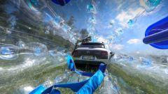 Citroën C4 Cactus: Airbump vs Bubble ball - Immagine: 7