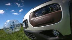 Citroën C4 Cactus: Airbump vs Bubble ball - Immagine: 11
