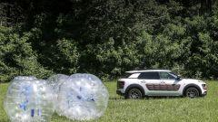 Citroën C4 Cactus: Airbump vs Bubble ball - Immagine: 37