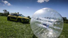 Citroën C4 Cactus: Airbump vs Bubble ball - Immagine: 38