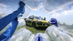 Citroën C4 Cactus: Airbump vs Bubble ball - Immagine: 39