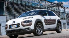 Citroën C4 Cactus: Airbump vs Bubble ball - Immagine: 84
