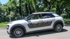 Citroën C4 Cactus: Airbump vs Bubble ball - Immagine: 95