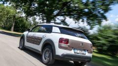 Citroën C4 Cactus: Airbump vs Bubble ball - Immagine: 98