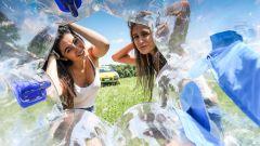 Citroën C4 Cactus: Airbump vs Bubble ball - Immagine: 104