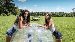 Citroën C4 Cactus: Airbump vs Bubble ball - Immagine: 106