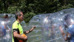 Citroën C4 Cactus: Airbump vs Bubble ball - Immagine: 118