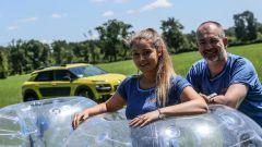 Citroën C4 Cactus: Airbump vs Bubble ball - Immagine: 119
