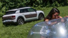 Citroën C4 Cactus: Airbump vs Bubble ball - Immagine: 120