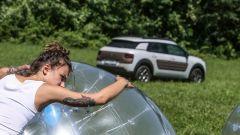 Citroën C4 Cactus: Airbump vs Bubble ball - Immagine: 121