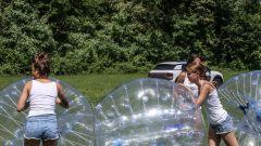 Citroën C4 Cactus: Airbump vs Bubble ball - Immagine: 122