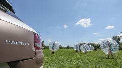 Citroën C4 Cactus: Airbump vs Bubble ball - Immagine: 126