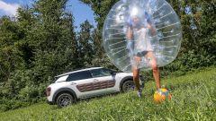 Citroën C4 Cactus: Airbump vs Bubble ball - Immagine: 133
