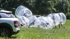 Citroën C4 Cactus: Airbump vs Bubble ball - Immagine: 138
