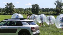 Citroën C4 Cactus: Airbump vs Bubble ball - Immagine: 139