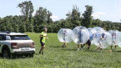 Citroën C4 Cactus: Airbump vs Bubble ball - Immagine: 143