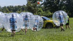Citroën C4 Cactus: Airbump vs Bubble ball - Immagine: 147