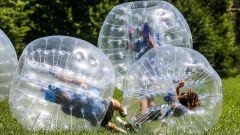 Citroën C4 Cactus: Airbump vs Bubble ball - Immagine: 153