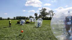 Citroën C4 Cactus: Airbump vs Bubble ball - Immagine: 166