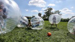 Citroën C4 Cactus: Airbump vs Bubble ball - Immagine: 167
