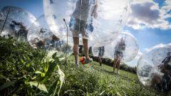 Citroën C4 Cactus: Airbump vs Bubble ball - Immagine: 168