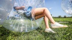 Citroën C4 Cactus: Airbump vs Bubble ball - Immagine: 176