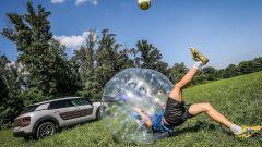 Citroën C4 Cactus: Airbump vs Bubble ball - Immagine: 179