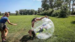 Citroën C4 Cactus: Airbump vs Bubble ball - Immagine: 185