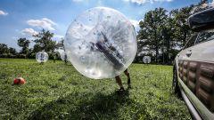 Citroën C4 Cactus: Airbump vs Bubble ball - Immagine: 186