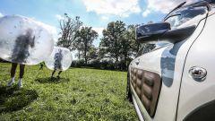 Citroën C4 Cactus: Airbump vs Bubble ball - Immagine: 190