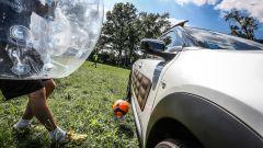 Citroën C4 Cactus: Airbump vs Bubble ball - Immagine: 193