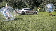 Citroën C4 Cactus: Airbump vs Bubble ball - Immagine: 201