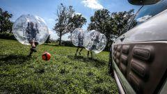 Citroën C4 Cactus: Airbump vs Bubble ball - Immagine: 202