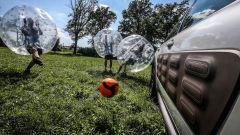 Citroën C4 Cactus: Airbump vs Bubble ball - Immagine: 1