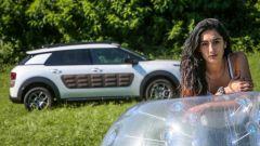 Citroën C4 Cactus: Airbump vs Bubble ball - Immagine: 208