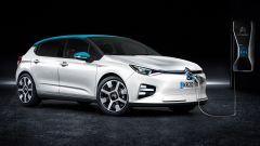 Citroen C4 2020: anche elettrica per sfidare la VW ID.3