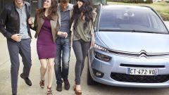 Citroën Grand C4 Picasso: nuove foto e video - Immagine: 21