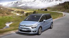 Citroën Grand C4 Picasso: nuove foto e video - Immagine: 7