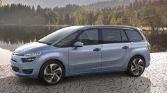 Citroën Grand C4 Picasso: nuove foto e video - Immagine: 8