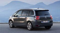 Citroën Grand C4 Picasso: nuove foto e video - Immagine: 4